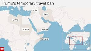 Us Court Of Appeals Map 9th Circuit Deals Trump Travel Ban Another Defeat Cnnpolitics
