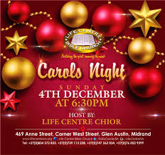 Christmas Carols Invitation Cards Dr Soji Soogun Dsoogun Twitter