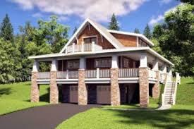 Hillside Home Plans 11 Bungalow Craftsman House Plan 59923 Bungalow Craftsman