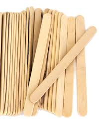standard size wood craft sticks