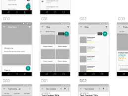 wireframe kits for ios android web free resources for sketch