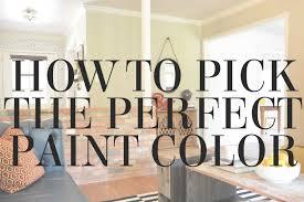 how to pick paint colors september 2015 lesley myrick art design