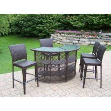 home depot outdoor table and chairs patio bar sets outdoor furniture the home depot for ideas 0