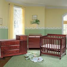 mini crib with changing table combo 28 images da vinci 3