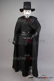 v for vendetta costume v for vendetta fawkes costume v for vendetta
