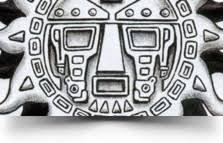 u20aa aztec tattoos u20aa aztec mayan inca tattoo designs instant download