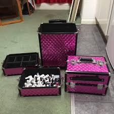 nail technician carry case on wheels in paignton devon gumtree