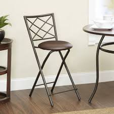 leather counter stools with backs folding bar stools ikea metal