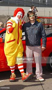 Ronald Mcdonald Halloween Costume Ronald Mcdonald Stock Photos Pictures Getty Images