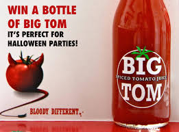win big tom spicy tomato juice a u201cbloody u201d good addition to