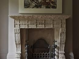 Travertine Fireplace Hearth - antique italian travertine fireplace antique fireplace specialists