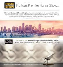 Miami Home Design And Remodeling Show Tickets Home Design And Remodeling Show U2013 Usa 4 8 September In Miami