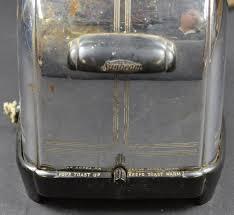 Sunbeam 2 Slice Toaster Vintage Sunbeam 2 Slice T 9 Toaster 7 75