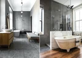 bureau beton ciré winsome salle de bain beton cire et bois vue bureau domicile for en