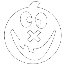 free pumpkin coloring pages kids homes u0026 gardens