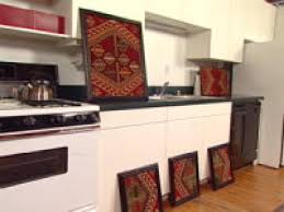 Cabinet Designs For Small Kitchens Clever Kitchen Ideas Cabinet Facelift Hgtv