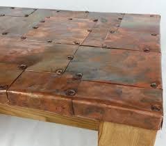 copper top coffee table creative iron creativesiron twitter