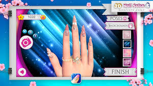 3d nail salon u0026 manicure game android apps on google play