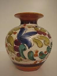 Italian Vase Italian Pottery Plus Collection On Ebay