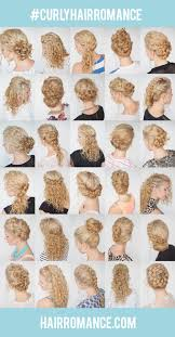 updos for curly hair i can do myself 30 days of curly hairstyles hair romance