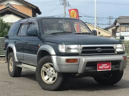 toyota surf car 1996 toyota hilux surf ssr x wide used car for sale at gulliver
