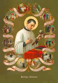 san luigi gonzaga the life and miracles of st aloysius gonzaga