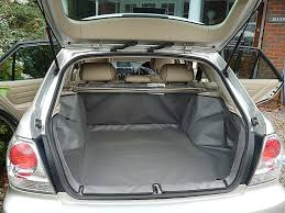 lexus sportcross forum hatchbag trunk boot liner lexus is forum