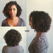 deva cut hairstyle curly cut and fingerstyle by stylist micah naturalhair curlyhair