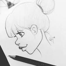 a simple sketch plus new lip tutorial video is up link in bio