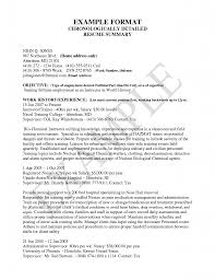 It Resume Objectives Resume No Objective Resume Cv Cover Letter