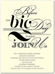bridal dinner invitations invitations for rehearsal dinner marialonghi