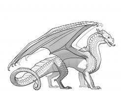 dragons coloring pages 18 images of wings of fire nightwing coloring pages wings of