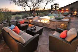 Concrete Patio Ideas Pictures Cost  Design Plans - Concrete backyard design ideas