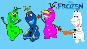 disney frozen olaf coloring page fun coloring activity for kids