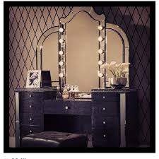 vanity and bench set with lights 48 best desks images on pinterest dressing tables home ideas and