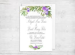 secret garden wedding invitation template download ivy green ivy