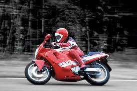 honda r600 1991 to 1994 visordown