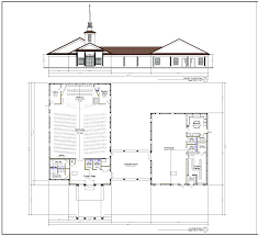 Sanctuary Floor Plans by Building Project The Congregational Church In Summerfield