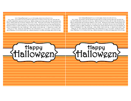 halloween candy bar labels with gospel message celebrating holidays