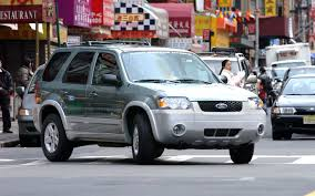 Ford Explorer Hybrid - mt then and now 2001 2013 ford escape