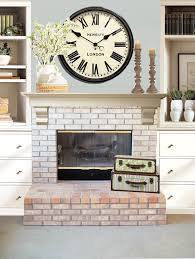 i always seem to instinctively look to the fireplace for a clock