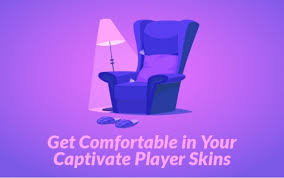 Get Comfortable Get Comfortable In Your Captivate Player Skins Elearning Brothers