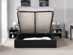 buy single end lift opening storage beds and ottoman beds storage