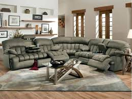 Power Sectional Sofa Sectional Sofas With Recliner Rectangle Modern Wool Pillow