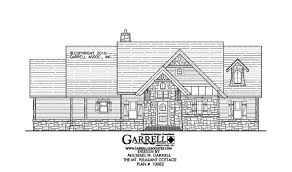 garrell associates inc mt pleasant cottage house plan 10082