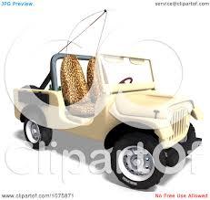 tan jeep wrangler clipart 3d tan jeep wrangler convertible suv 1 royalty free cgi