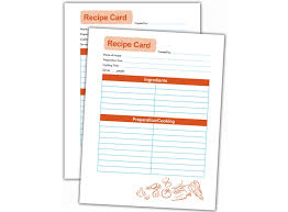 106 best free recipe card software images on pinterest recipe