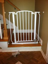 Child Proof Banister Gates For Stairs With Railings Baby Gates For Stairs Ideas