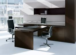 unique desks for small spaces workstation computer cool elegant home office appealing dark
