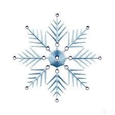 crystal snowflake embroidery design collection